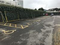 North Car Park to the Liberty Stadium
