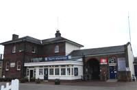 Woodbridge Train Station