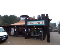 Explorer's Pizza and Pasta Buffet