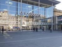Union Square - Toilet Facilities