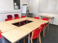 Foster Court, Classroom 123