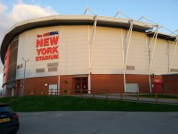 Aesseal New York Stadium Conference Centre