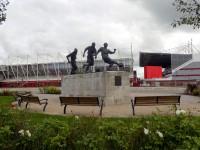Sir Stanley Matthews Memorial