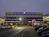 North Stand - Upper Tier