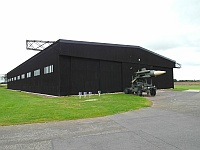 National Museum of Flight - Military Aviation Hanger