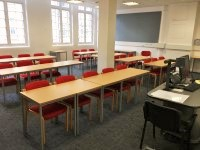 Foster Court, Classroom 114