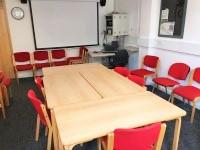 Foster Court, Classroom 219
