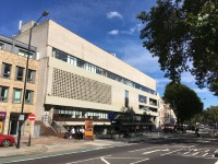 Camberwell College of Arts - Peckham Road - A Block