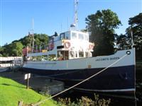 Jacobite Cruises - Jacobite Queen