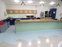 Fourth Floor Staff Kitchen Area