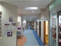 Weston Park Outpatients