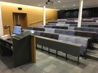 Medawar Building, Lankester Lecture Theatre G01