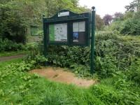 Culcheth Linear Park