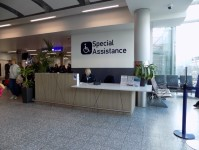 Special Assistance Point (OCS Terminal Building)