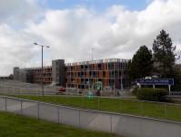 Bristol Airport Multi-Storey Parking