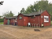 Equestrian Centre Locker Room