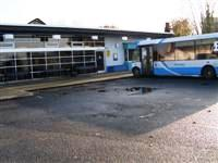 Ballyclare Bus Station