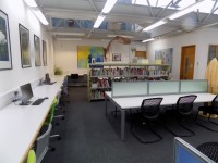 Learning - Library - Study Room / Quiet Room