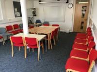 Foster Court, Classroom 233