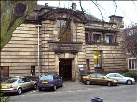 Graham Kerr Building