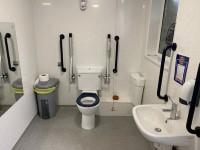 Alton Towers Resort Toilet Facilities