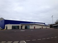 Ayrshire Athletics Arena