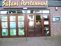 Woburn Safari Park - Safari Restaurant