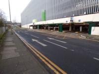 Friars Square Shopping Centre - Multi-Storey Car Park