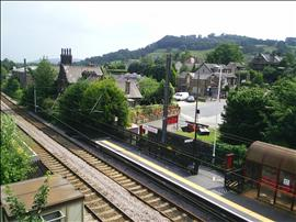 Steeton and Silsden Station
