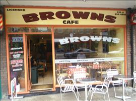 Brown's Cafe
