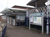 Route Plan 3 - West Wickham Station To Main Reception