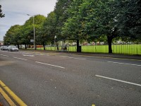 Leckwith Road (Jubilee Park) Bus Stop to Cardiff City Stadium