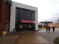 Sir Stanley Matthews Sports Centre