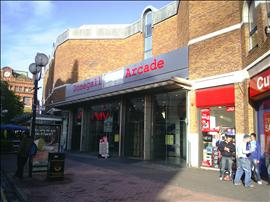 Donegall Arcade