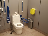 White Rose - Toilet Facilities