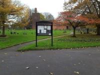 Crewe Cemetery