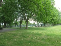 Chandos Recreation Ground