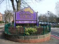 Cadbury World - Main Visitor Centre