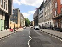 Route 1: Quad to Gordon Street