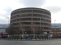 Eldon Square Multi Storey Car Park