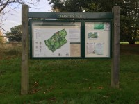 Route - Chantry Park Ipswich