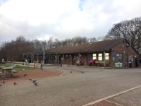 Thrybergh Country Park Visitor Centre