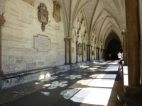 The Cloisters and Cellarium Shop
