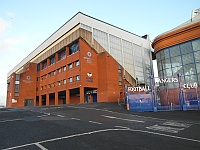 Broomloan Stand Rear Tier (Family Section)