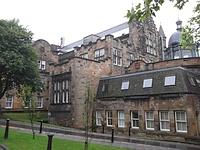 Sir James Black Building