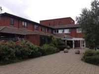Park Royal Mental Health Centre Main Entrance