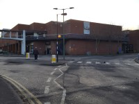 Chelmsley Wood Shopping Centre