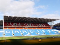 Ninian Stand - Upper Tier - Level 5