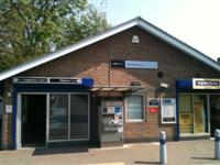 Barnehurst Station