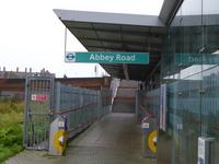 Abbey Road DLR Station